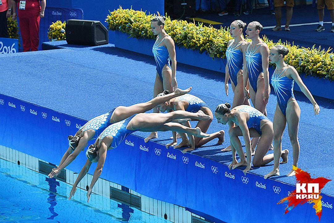 Мария Шурочкина рассказала, как шили купальники, в которых наши синхронистки завоевали