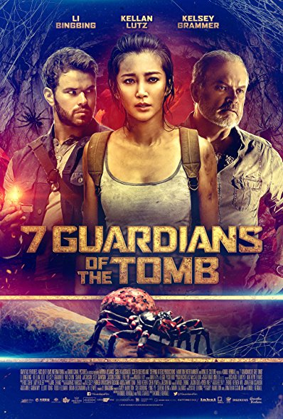 Guardians of the Tomb 2018 720 WEB-DL 700MB-MkvCage