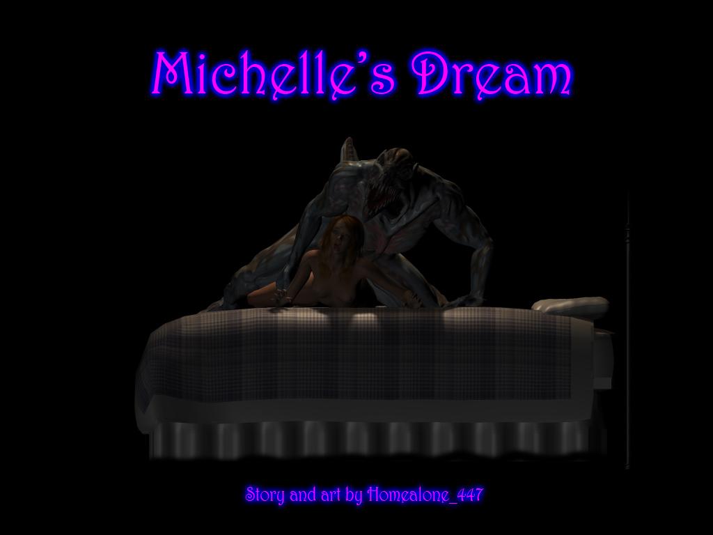 3DMonsterStories - Michelle's Dream