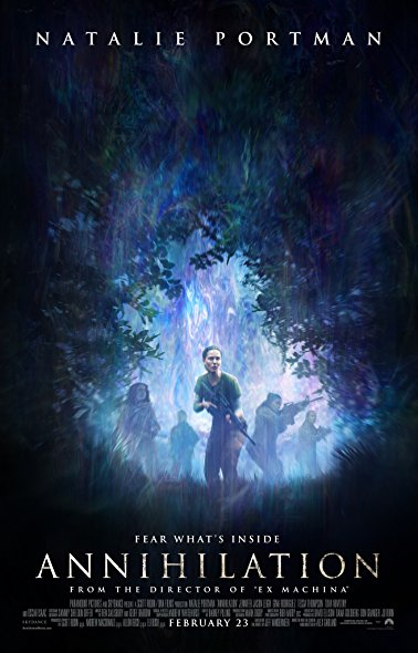 Annihilation 2018 720p HDRip XviD-REAPER