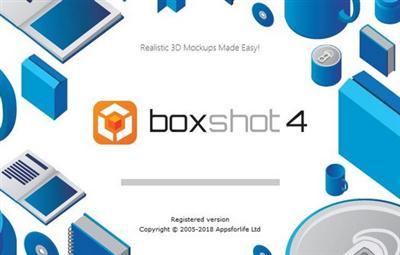 Boxshot 4 Ultimate 4.15.1 MacOSX