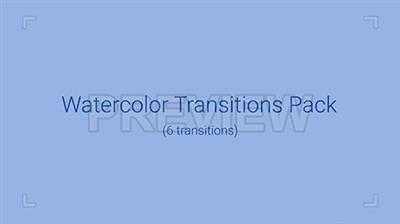 MA - Watercolor Transitions Pack 92010
