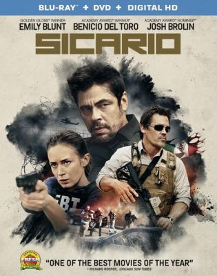 Убийца / Sicario (2015) BDRip 720p