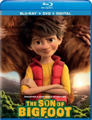 Стань легендой! Бигфут Младший / The Son of Bigfoot (2017) BDRip 1080p | iTunes