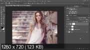 Мастерская Photoshop. Ретушь фотографий в Photoshop (2017) HDRip