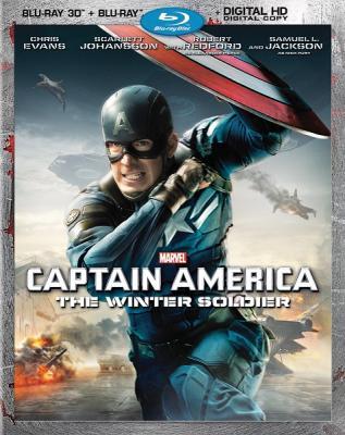Первый мститель: Другая война / Captain America: The Winter Soldier (2014) BDRip 1080p