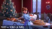 Олаф и холодное приключение / Olaf's Frozen Adventure (2017) WEB-DL 1080p