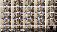 EllaGilbert - Extreme Body Smearing [FullHD 1080p]