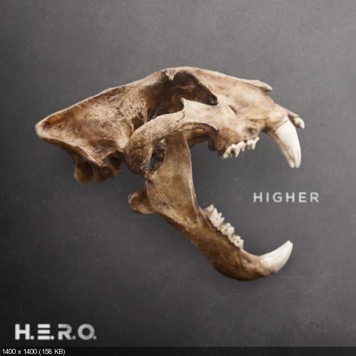 H.E.R.O. - Higher (Single) (2018)