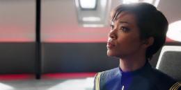 Звёздный путь: Дискавери / Star Trek: Discovery [01x01-10 из 15] (2017) WEB-DLRip | LostFilm