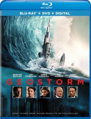 Геошторм / Geostorm (2017) BDRip 1080p 3D | HOU
