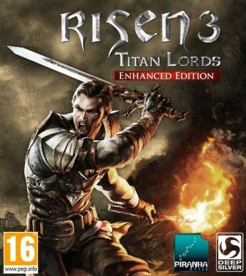 Risen 3: Titan Lords - Enhanced Edition (2015) PC | RePack от xatab