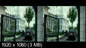 Геошторм 3D / Geostorm 3D (Лицензия) Горизонтальная анаморфная стереопара
