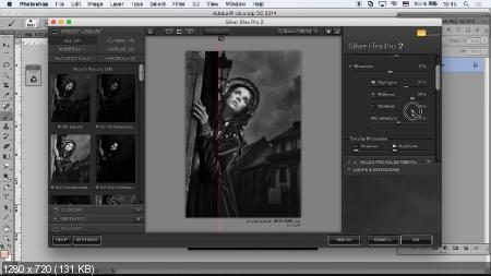 Мастерство в Photoshop и Lightroom (2017) HDRip