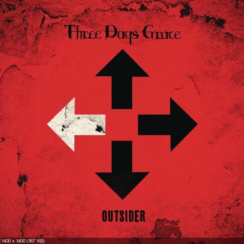Новый альбом Three Days Grace
