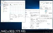 Windows 10 enterprise x64 17083.1000 rs4 prerelease (rus/2018). Скриншот №2