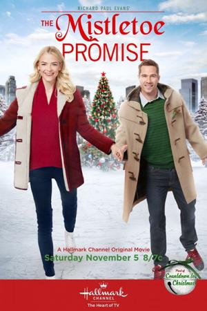 Рождественское обещание / The Mistletoe Promise (2016) WEB-DLRip