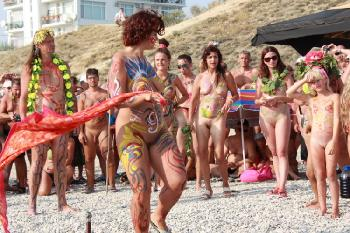 festival Nudist neptune