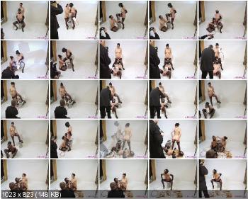 Chris-Extreme (Tima) Behind The Scene Enema Stasy [SD] Human Toilet, Solo