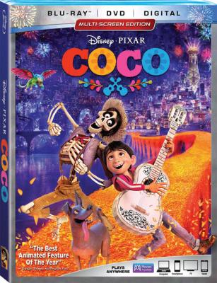 ����� ���� / Coco (2017) 2D, 3D / Blu-Ray Remux 1080p