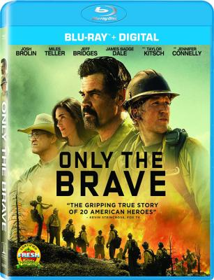 Дело храбрых / Only the Brave (2017) Blu-Ray Remux 1080p
