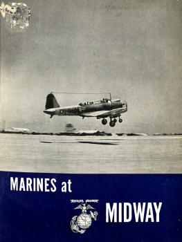 Marines At Midway
