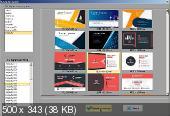 Business Card Designer Pro 3.01 Rus Portable - создание визитки, дизайн визитки