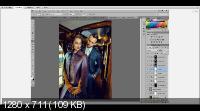 Обработка Photoshop. Работа с цветом в различных жанрах (2017)