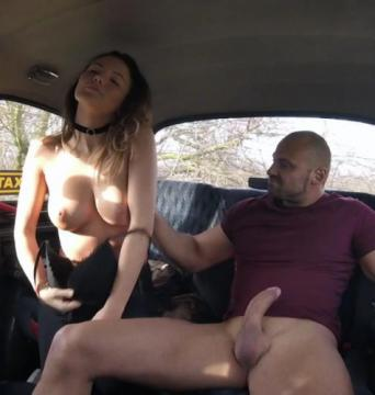 Vanessa Decker - Fit taxi driver rides cock like a pro (2018) FullHD 1080p