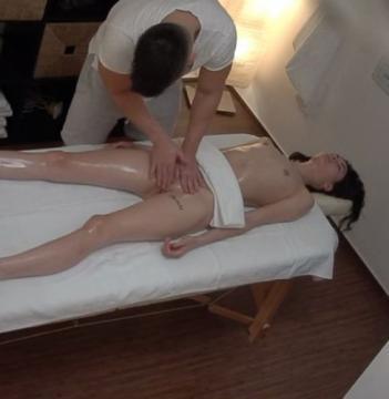 Amateurs - Czech Massage 389 (2018) HD 720p