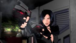 Fear Effect Sedna (2018/ENG/MULTi3/RePack от FitGirl)