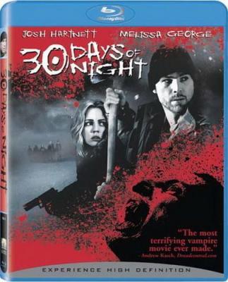 30 дней ночи / 30 Days of Night (2007) BDRip 1080p
