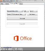 Microsoft Office 2013-2016 C2R Install 6.0.3.1 (2017) PC {Английский}
