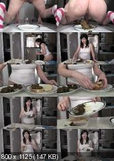DirtyMaryan - Making a shit sandwich for your lunch at work [FullHD] - Scatshop.com