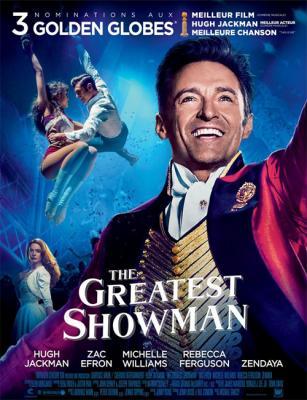 Величайший шоумен / The Greatest Showman (2017) BDRip 720p