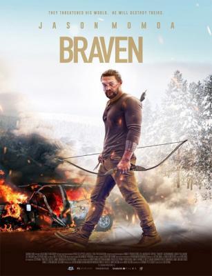 Дикий / Braven (2018) BDRemux 1080p | Лицензия
