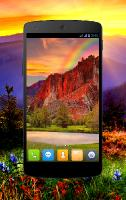 Red mountain pro live wallpaper 1.1.0 paid
