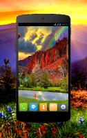Red mountain pro live wallpaper 1.1.0 paid. Скриншот №3