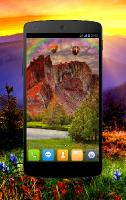 Red mountain pro live wallpaper 1.1.0 paid. Скриншот №1
