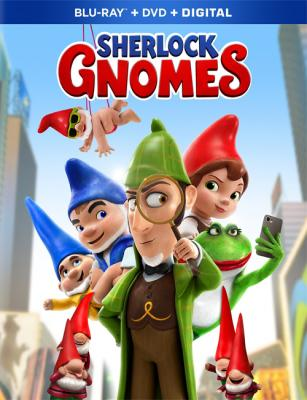 Шерлок Гномс / Sherlock Gnomes (2017) BDRip 1080p | iTunes
