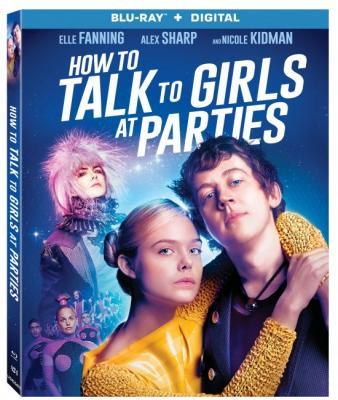 Как разговаривать с девушками на вечеринках / How to Talk to Girls at Parties (2017) BDRip 1080p   HDRezka Studio