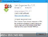 Soft Organizer PRO Portable 7.27 FoxxApp