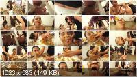 NewScatInBrazil.com: (Lisa Black, Lust, Nicole) - The Toilet Girl [UltraHD 4K] - Eat shit, Domination