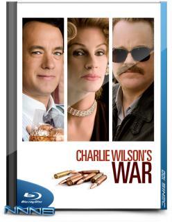 Война Чарли Уилсона / Charlie Wilson's War (2007) BDRip 720p от NNNB | P, P2, A