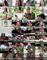 Gets Fucked in Public Cast: Maya Bijou Studio: PublicBang BangBros