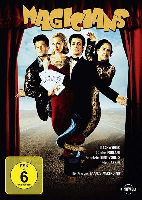 Отпетые волшебники / Magicians (2000)