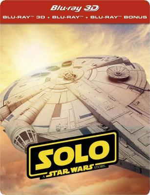 Хан Соло: Звёздные Войны. Истории / Solo: A Star Wars Story (2018) BDRemux 1080p | 3D-Video | Лицензия